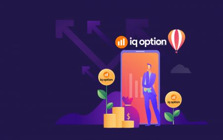 Cómo depositar y negociar opciones binarias en IQ Option